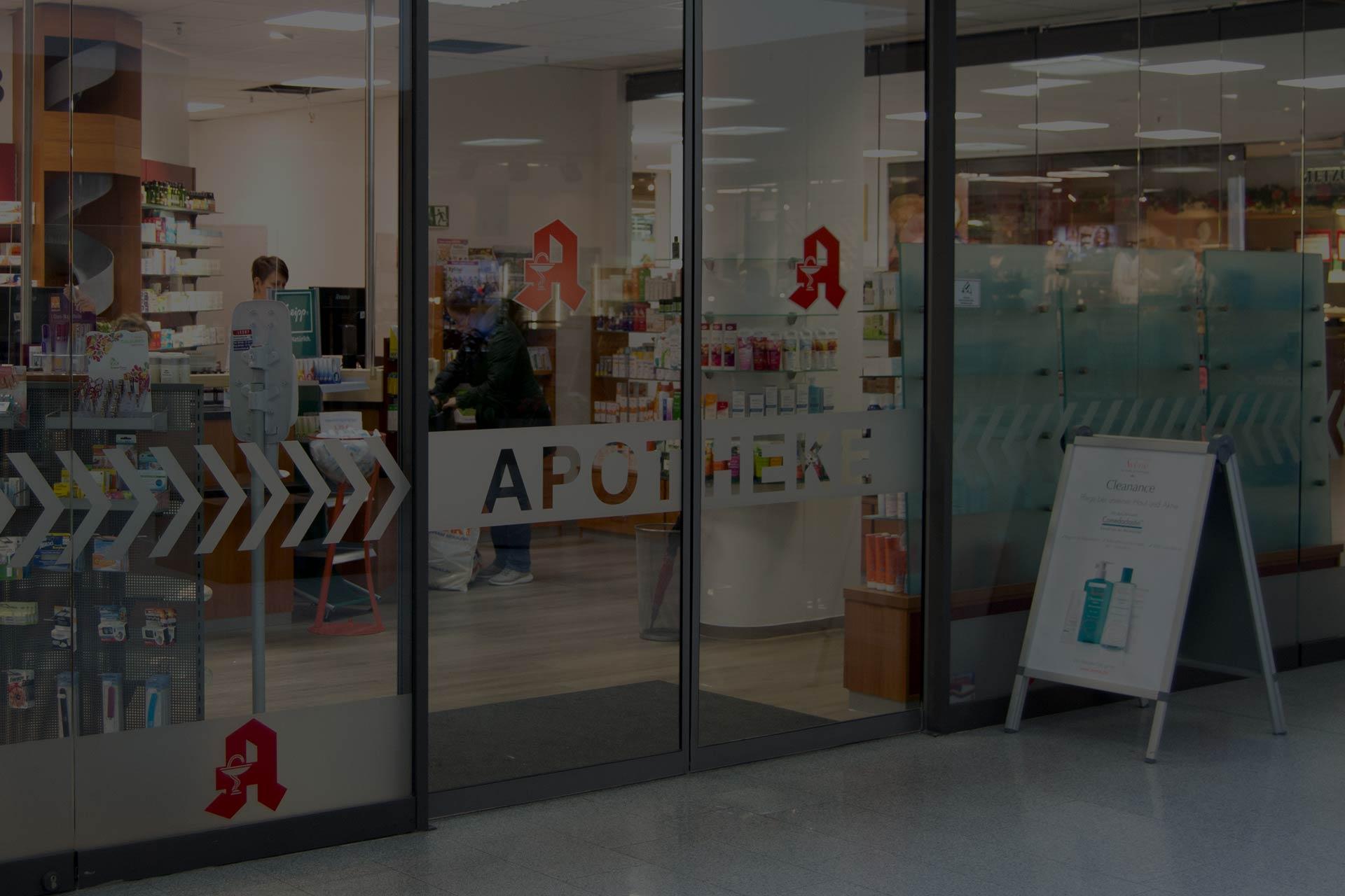 Apotheke im Buron Center
